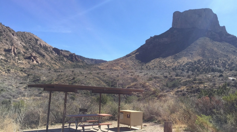 big-bend-national-park-chisos basin campground