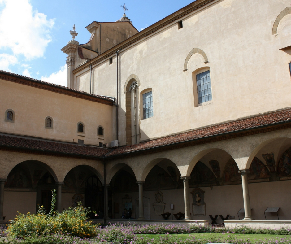 Museo di San Marco in Florence, Italy