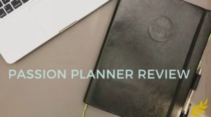 Passion Planner Review: An Accountability Partner